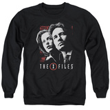 Crewneck Sweatshirt: X Files- Mulder & Scully T-shirts
