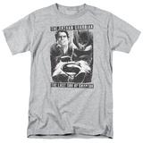 Batman vs. Superman- Guardian vs. Last Son T-Shirt