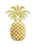 Pineapple 4 Plakater af Ikonolexi