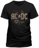 AC/DC- Rock Or Bust (Slim Fit) Tshirts