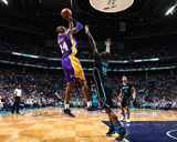Los Angeles Lakers v Charlotte Hornets Photo by Nathaniel S Butler