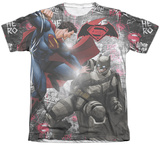 Batman vs. Superman- Showdown T-Shirt