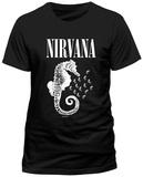 Nirvana- Seahorse (Slim Fit) T-Shirt