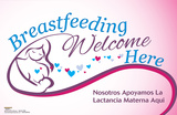 Breastfeeding Welcome Here Poster Posters