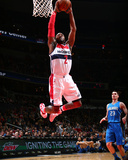 Orlando Magic v Washington Wizards Photographie par Ned Dishman