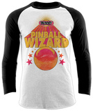 The Who- Tommy Pinball Wizard (Raglan) Shirt