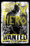Batman vs. Superman - Fear The Bat Posters
