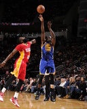 Golden State Warriors v Houston Rockets Photo by Bill Baptist
