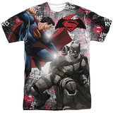 Batman vs. Superman- Showdown Shirts