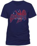 Led Zeppelin- Icarus 77 Tour (Slim Fit) T-Shirts