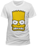 The Simpsons- Bart Face T-Shirt