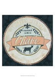 Cheese Label II Print by Grace Popp