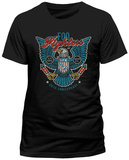 Foo Fighters- 20th Anniversary Eagle (Slim Fit) Tshirts