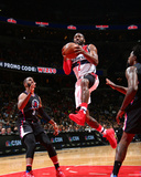 Los Angeles Clippers v Washington Wizards Foto af Ned Dishman