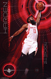 Houston Rockets - James Harden 2015 Posters