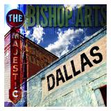 Bishop Art - Dallas Giclee Print by Sisa Jasper