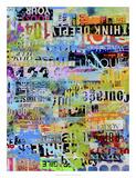 Metro Mix 33 II Prints by Erin Ashley