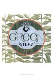 Tea Label III Kunstdrucke von Grace Popp