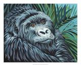 Jungle Monkey II Prints by Carolee Vitaletti