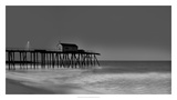 Belmar Pier Print by James McLoughlin