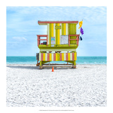 Miami Beach IX Prints by Richard Silver