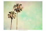 Palm Trees I Posters af Sylvia Coomes