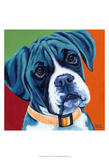 Cute Pups I Prints by Carolee Vitaletti