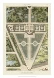 Plan De La Villa Negroni Giclee Print by  Bonnard