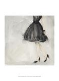 Little Black Dress II Prints by Megan Meagher