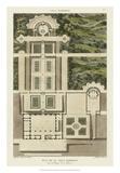 Plan De La Villa Barberini Giclee Print by  Bonnard