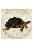 Steam Punk Turtle II Kunst van Pam Ilosky