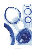 Blue Circle Study III Limited Edition by Jodi Fuchs