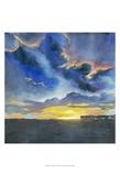 Vivid Sunset I Lámina por Grace Popp