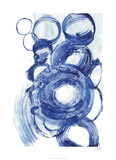 Blue Circle Study II Limited Edition by Jodi Fuchs