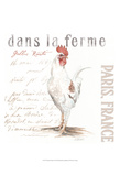 Dans la Ferme I Prints by  Redstreake