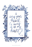 Love Quote III Prints by Grace Popp