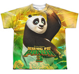 Youth: Kung Fu Panda- Cuddly Warrior T-shirts