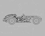 Mechanics IV Giclée-tryk af Justin Lloyd