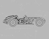 Mechanics IV Giclee Print by Justin Lloyd