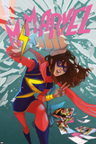 Ms. Marvel No. 13 Cover Photo by Maguerite Sauvage