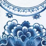 Delft Design III Lámina giclée por Sue Damen