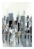 City Bridge Giclee Print by Aziz Kadmiri