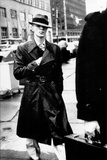 David Bowie in New York, 1976 Photographic Print