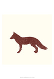 Timber Animals III Posters by Anna Hambly