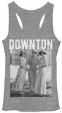 Juniors Tank Top: Downton Abbey- Ladies Day Out Shirts