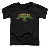 Toddler: Kung Fu Panda- Logo T-shirts
