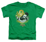 Toddler: Kung Fu Panda- Dragon Po T-shirts