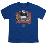 Youth: Kung Fu Panda- Team Awesome T-Shirt