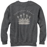 Crewneck Sweatshirt: Downton Abbey- Crown Shirt
