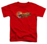 Toddler: Kung Fu Panda- Po Logo T-Shirt